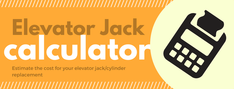 elevator jack replacement cost