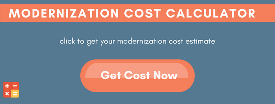 Elevator Modernization Cost Calculator
