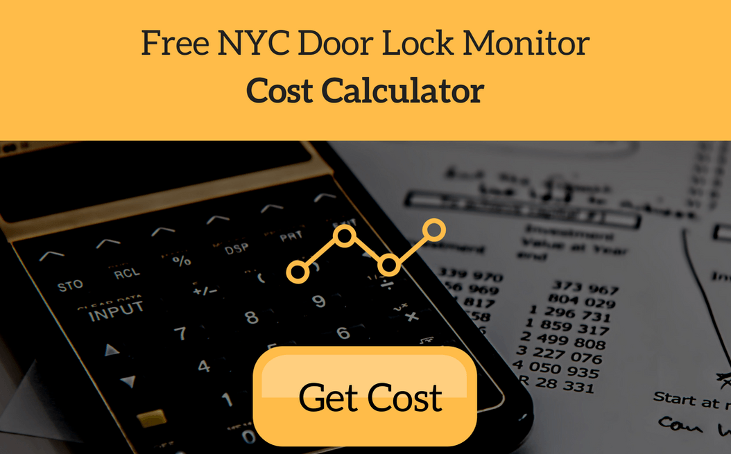 NYC Elevator Door Lock Monitor Cost Calculator
